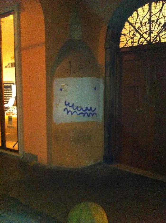 Wall face, Padova