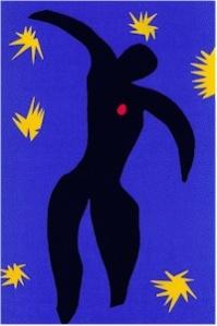 Henri Matisse, Icarus (Jazz), 1947 (cut paper)